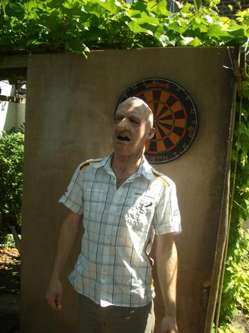 Simon 'The Master' Moss